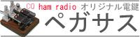 CQ ham radio ペガサス